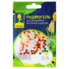 """Картинка Гидрогель для домашних растений и декора, полимерный материал, 13х9х3, """"Шарики Разноцветные"""" в магазинах Галамарт"""