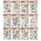 Картинка LADECOR Наклейка интерьерная, 31х20см, пластик, 12 дизайнов, арт.15-002 в сети магазинов постоянных распродаж Галамарт