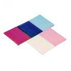 Картинка Обложка для паспорта, ПВХ, 10х14см, 5 цветов, арт.DC2016-02 в сети магазинов постоянных распродаж Галамарт