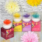 Картинка LADECOR Ароманабор 50мл с керамич. диффузором, с ароматами фиалки, орхидеи,фрезии,цветочного сада в сети магазинов постоянных распродаж Галамарт