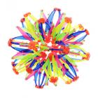 Картинка Игрушка в виде шара-трансформера, пластик, 14см, разноцветная в сети магазинов постоянных распродаж Галамарт