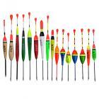 Картинка Поплавок AZOR FISHING пластик, 4 вида : 2гр, 3гр, 4гр, 5гр в сети магазинов постоянных распродаж Галамарт