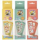 Картинка ИГРОЛЕНД Карточки развивающие 52 шт., картон, 20,5х6,5x2см, 4-6 дизайнов в сети магазинов постоянных распродаж Галамарт