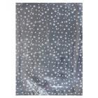 Картинка Пакет для упаковки подарков, ПВХ, с рисунком, 25х35 см , фольгированный в сети магазинов постоянных распродаж Галамарт