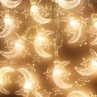 Гирлянда светодиодная с насадками СНОУ БУМ