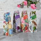 Картинка LADECOR Ароманабор 50мл с 6 палочками,4 аромата (весенние лепестки, роза, лаванда, ваниль) в сети магазинов постоянных распродаж Галамарт