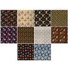 Бумага упаковочная СНОУ БУМ 70х100см, мелованная, 65-70г, 16 дизайнов