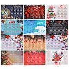 Календарь-магнит на холодильник СНОУ БУМ
