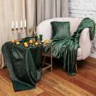 PROVANCE Рождество Скатерть текстильная с водоотталкивающей пропиткой, 140x180см, 100% ПЭ