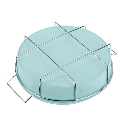 Форма для выпечки на подставке силикон, 25x6 см, силикон - 1