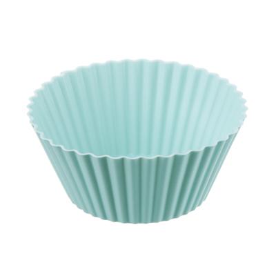 Набор форм для выпечки VETTA Кекс, 16 шт, 6.5x3,3 см, силикон - 1
