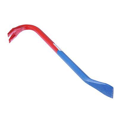 РОКОТ Гвоздодер с сине-красной ручкой, 30см