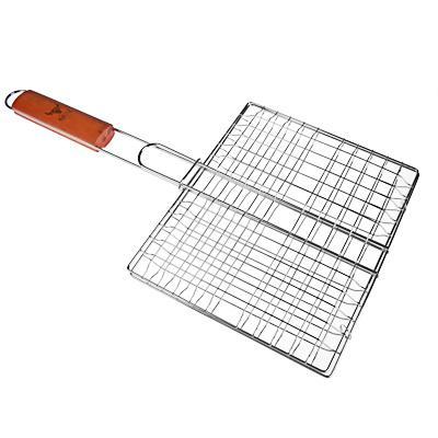 Решетка-гриль хромированная 44х(20х26) см, GRILLBOOM