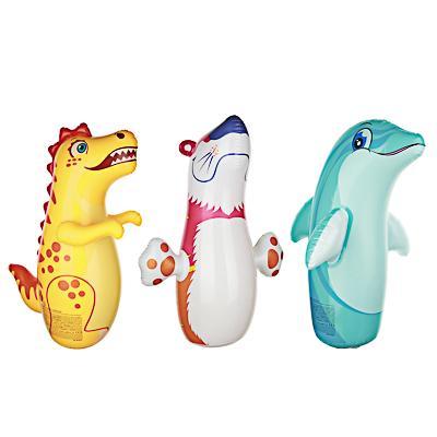 Надувная игрушка-наездник INTEX 57521 Неваляшка от 3 лет