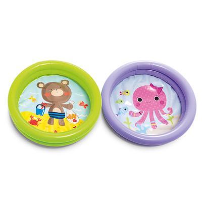 Надувной бассейн для детей INTEX 59409, 61x15 см от 1 до 3 лет