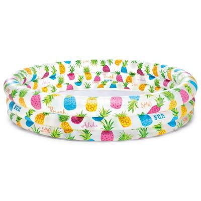 Надувной бассейн для детей INTEX 59422 Рыба-шар 132x28 см от 2 лет