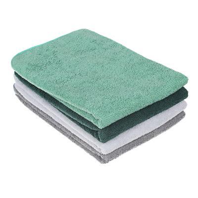 Тряпка для пола из микрофибры махровая, 50х70 см, 220г/кв.м, 4 цвета, VETTA