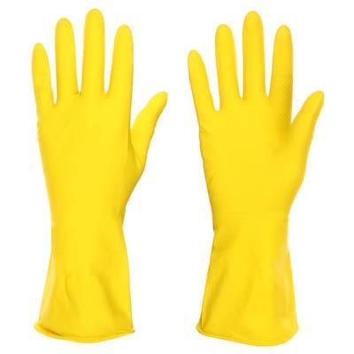 Перчатки резиновые, L, VETTA