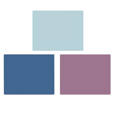 Доска разделочная VETTA, 37,1x29,4x0,23 см, пластиковая