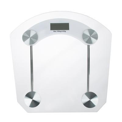 Весы напольные электронные до 180 кг, ЖК-дисплей, СХ-167