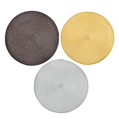 Салфетка сервировочная, d39см, 3 цвета