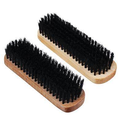 Щетка для обуви искусственный ворс, 15x4.5x2см, 215