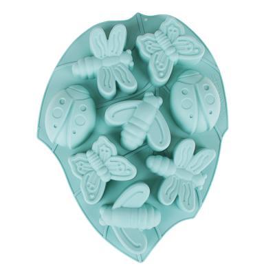 Форма для выпечки VETTA Пчелка, 28х21х3 см, силикон
