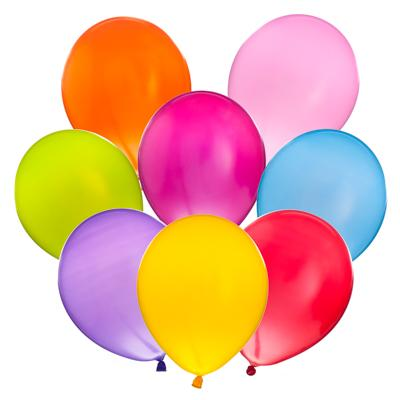 Набор воздушных шаров 10шт, латекс, 10