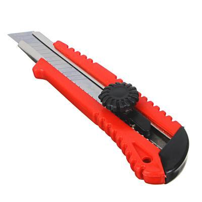 Нож универсальный HEADMAN усиленный с сегментированным лезвием 18мм (круглый фиксатор)