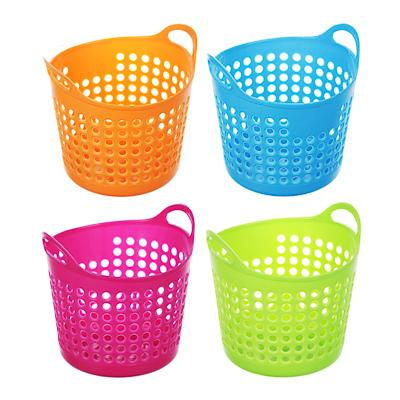 Блок для хранения мелочей, пластик, 10,5x10,5 см, 4 цвета,