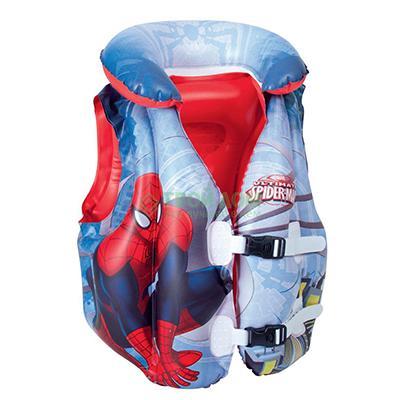 BESTWAY Жилет для плавания 51x46см, Spider-Man, 98014EU