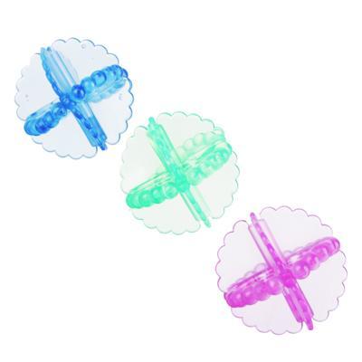VETTA Набор мячей для стирки белья 3шт, ПВХ, d5,5см