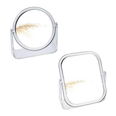 Зеркало настольное прямоугольное ЮниLook, 15х18 см, прозрачный