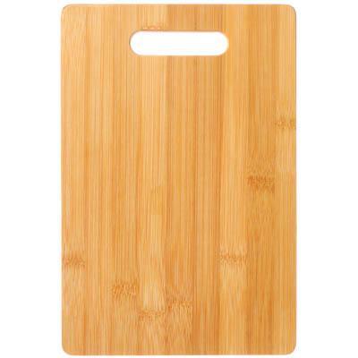 Доска разделочная деревянная VETTA Гринвуд, бамбук, 30х20х0,9 см