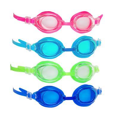 Набор для плавания: очки, брелок, затычки для ушей 2шт., пластик, ПВХ