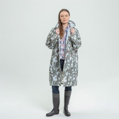Дождевик-плащ, ЭВА, 80 мкр., 100х70 см, INBLOOM