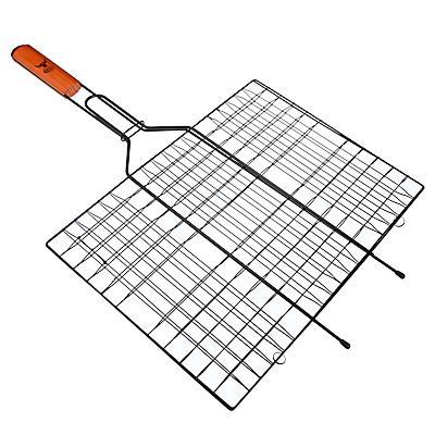 Решетка-гриль с антиприграрным покрытием 66х(40х30) см, GRILLBOOM