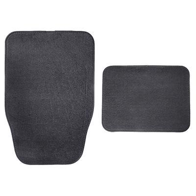 NG Набор ковров ворс 4шт, универсальные, серые Gray