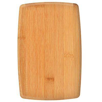 Доска разделочная деревянная VETTA Гринвуд, бамбук, 23х15х1 см