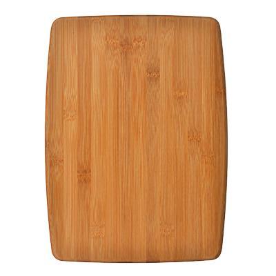 Доска разделочная деревянная VETTA Гринвуд, бамбук, 38х28х1 см