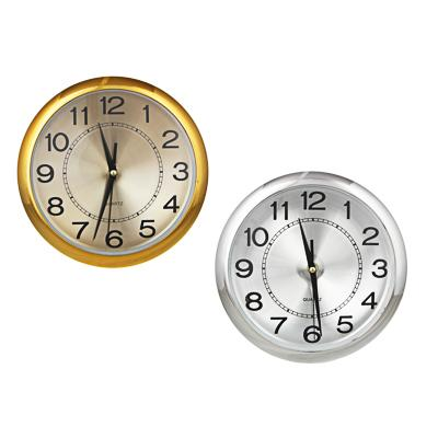 Часы настенные, пластик, 26см, плавный ход, 1xAA,