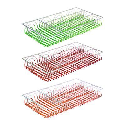 VETTA Лоток для столовых приборов, металл, 36х20х4,5см