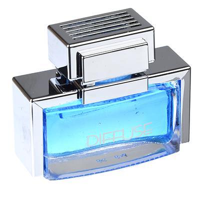 Ароматизатор а машину на дефлектор, аромат океанский бриз,
