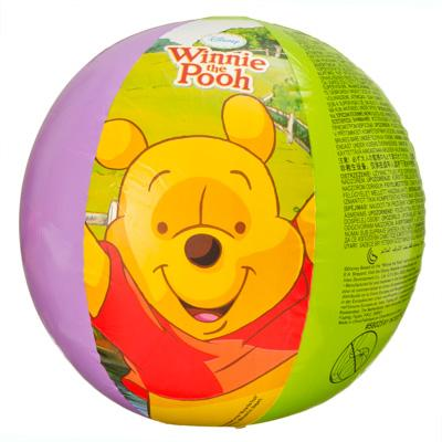 Надувной мяч INTEX 58025 Винни Пух d. 51 см