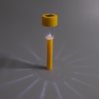 INBLOOM BY Фонарь садовый на солн. батарее, 4,5x4,5x31см, пластик