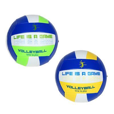 Мяч волейбольный, размер 5, ПВХ, арт. 501