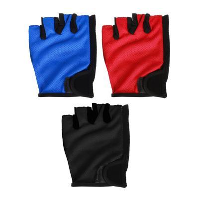 Велоперчатки, нейлон, полиэстер, размер: M, L, XL, 3 цвета, SILAPRO