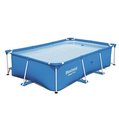 BESTWAY Бассейн каркасный Steel Pro, 221х150х43см, 1200л, 56401