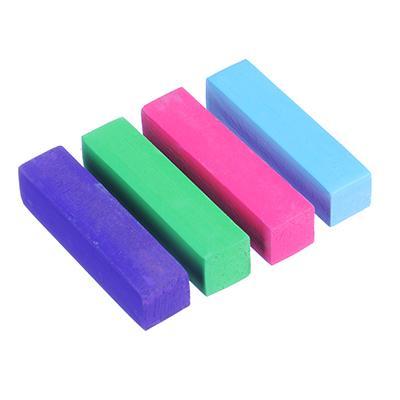 Мелки для окрашивания волос BERIOTTI, 4 шт, прямоугольные, 4 цвета