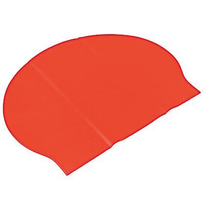 Шапочка для плавания, универсальный размер, силикон